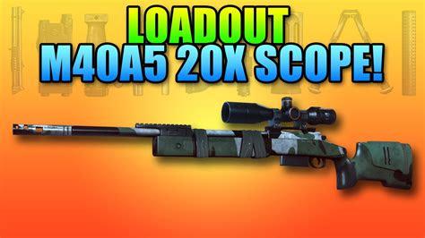 bf loadout ma hunter  scope battlefield  sniper