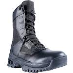 Ridge Footwear 8010st Men's Air-Tac Ghost Zipper Steel Toe Boots