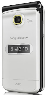 Mid-end slim HSDPA clamshell announced by Sony Ericsson
