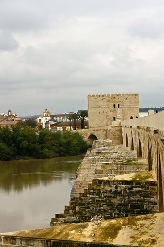 Roman Bridge & Calahorra Tower, Córdoba, Spain