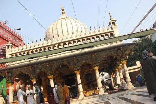 The Dargah Nizamuddin Aulia Delhi by firoze shakir photographerno1