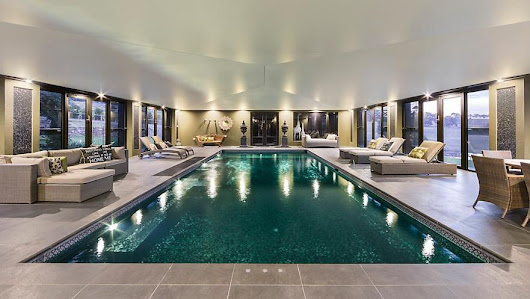 The best homes with indoor pools daring you to take the plunge this winter -