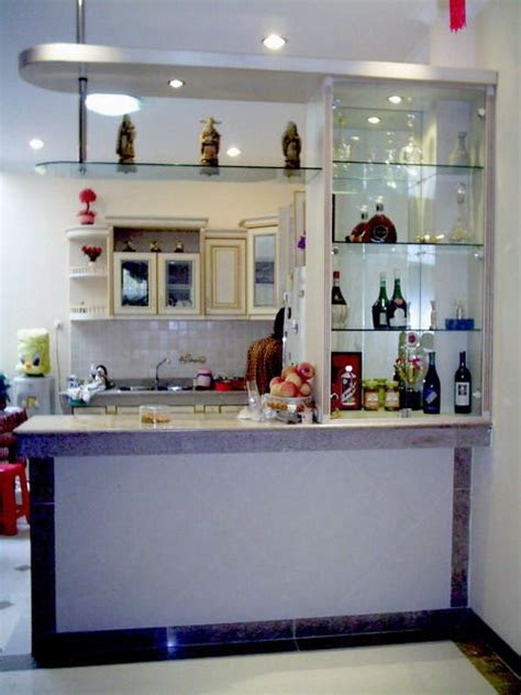 bar counter design mini bar design picture   simple
