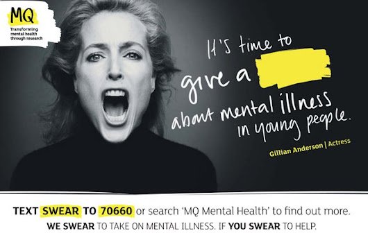"Newsworks_UK di Twitter: ""#Adoftheday: @MQmentalhealth swear to take mental health seriously  @GuardianComms #newspapers """