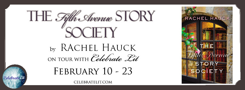 The fifth avenue story society FB banner