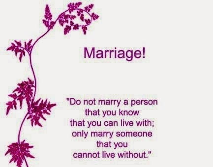 Marriage Quote For The Day Multimatrimony Tamil Matrimony Blog