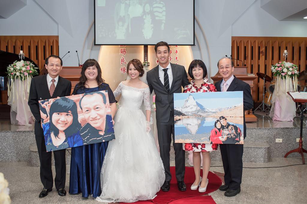 119雲林馬光教堂婚禮