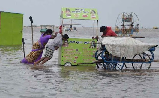 Tamil Nadu Rain: Chennai Braces For More Rain,10,000 In Tamil Nadu Relief Camps: 10 Points