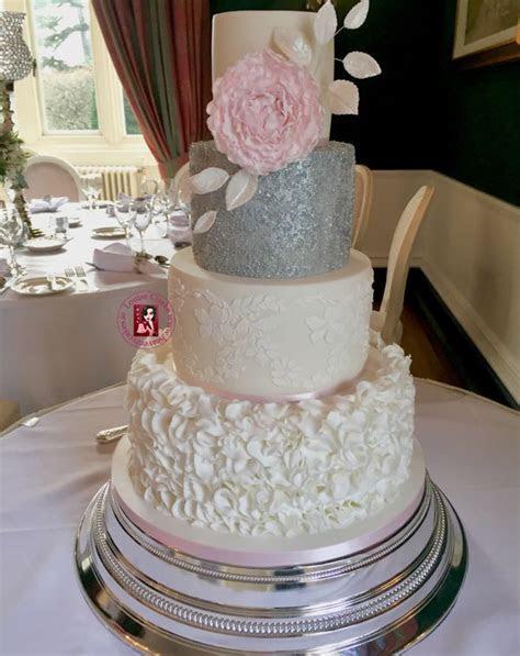 Wedding Cakes in Ireland by Louise Clarke, Irish Wedding