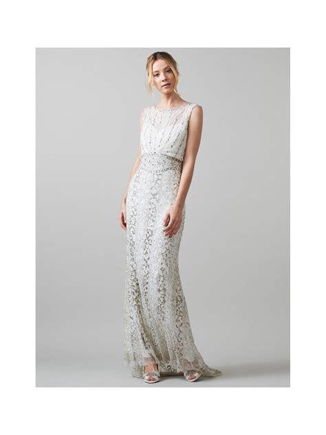 Phase Eight Bridal Hope Wedding Dress, Ivory at John Lewis