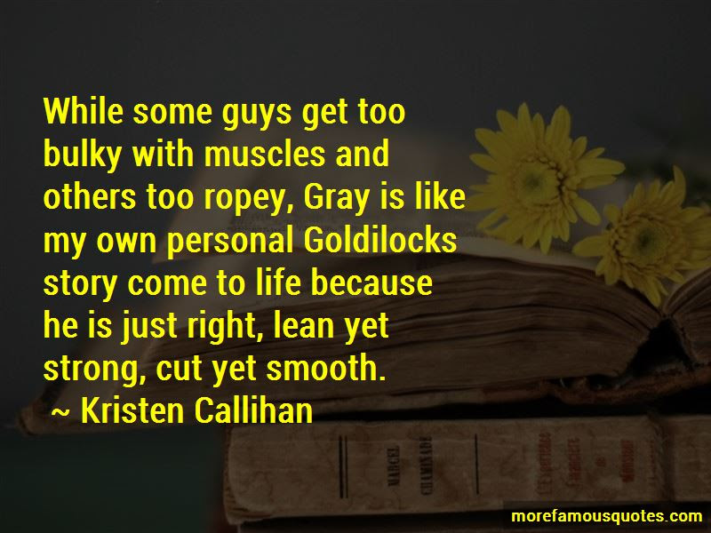 Goldilocks Story Quotes Top 3 Quotes About Goldilocks Story From