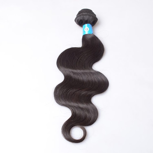 Soft and Silk 100% Virgin Brazilian Human Hair Body Wave Hair Extensions No Tangling No shedding-KBL Virgin Hair