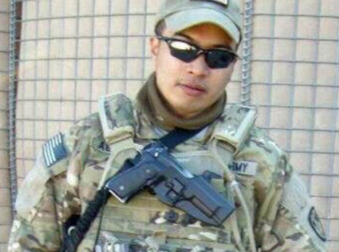 Fort Hood Military Police Sgt. Calvin Aguilar, US Army, Found Dead in Copperas Cove, Texas (2016)