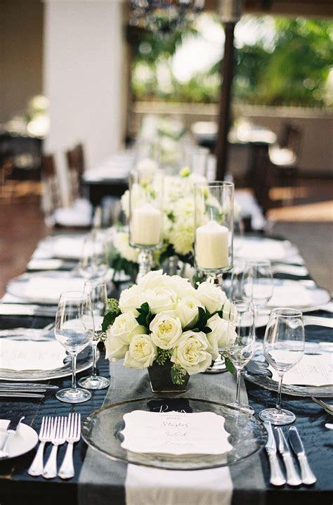 Classic White Wedding at Bacara Resort   Wedding