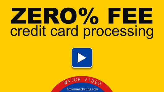 Zero Fee Credit Card Processing