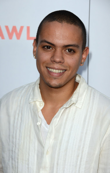"Evan Ross - Premiere Of The Weinstein Company's ""Lawless"" - Arrivals"