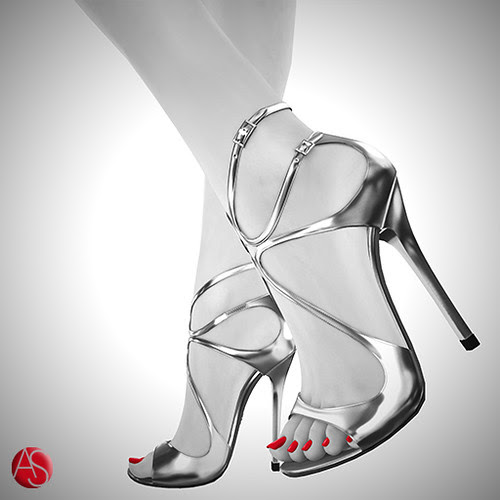 On Your Toes Blog: Gos Boutique 'Shoe Art' Collection