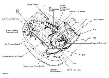 2013 Kium Soul Engine Diagram