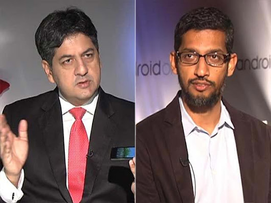 Watch: NDTV Exclusive - First Look at Rs. 6,399 Android One Smartphones