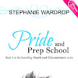 Blog Tour: Pride and Prep School by Stephanie Wardrop