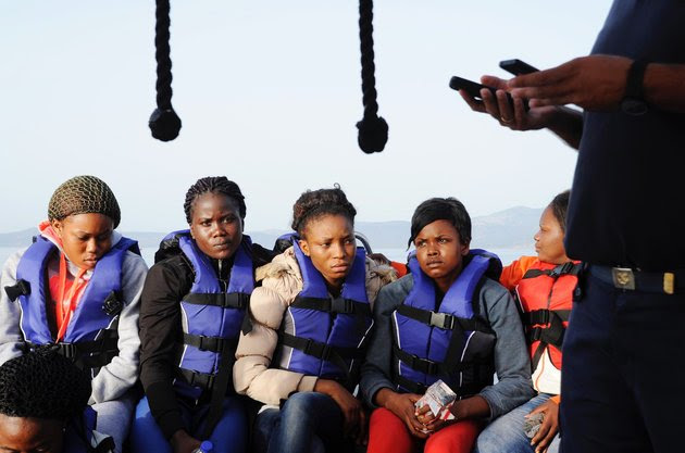 Autopsies reveal what killed 26 Nigerian female migrants in Mediterranean Sea