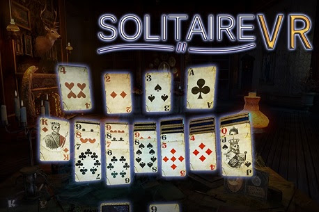 The VR Shop - Solitaire VR by Tripp - Oculus Rift Review