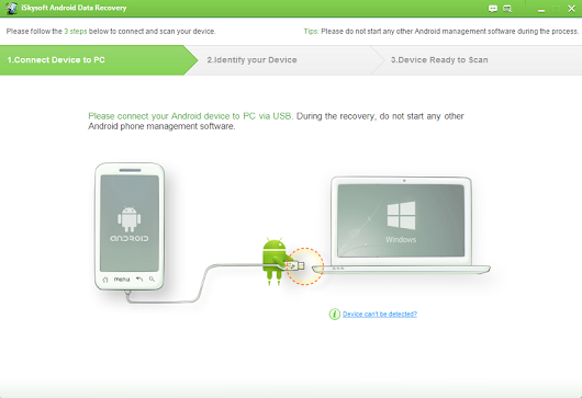 Recover Your Important Data with iSkysoft Android Data Recovery