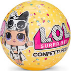 Authentic LOL Series 3 Confetti Pop Wave 2 Big Sisters Doll