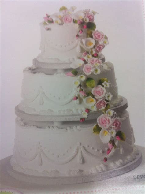 wedding cakes walmart bakery idea   bella wedding