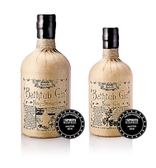We Took Home Three Top Awards From The Gin Masters 2018