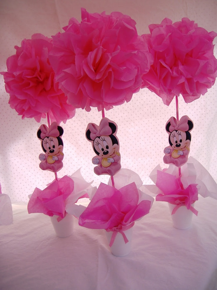 Baby Minnie Mouse 1st Birthday Party Ideas 1st Birthday Ideas