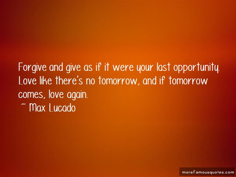If Tomorrow Comes Quotes Top 44 Quotes About If Tomorrow Comes From