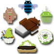 A History of Pre-Cupcake Android Codenames