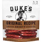 Dukes Sausages, Smoked Shorty, Original - 16 oz