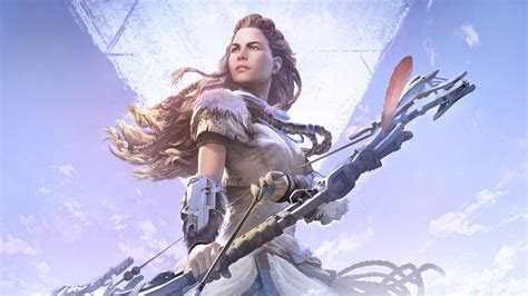 Aloy Horizon Zero Dawn Complete Edition, HD Games, 4k