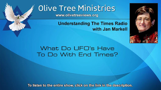 What Do UFO's Have To Do With End Times?