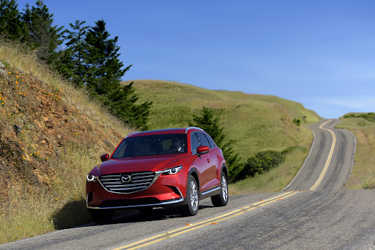 9 Surprising Features on the 2016 CX-9 - Inside Mazda