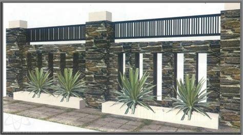 rumah minimalis sederhana teras bata house design - so pulsa