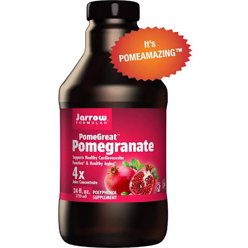 Jarrow Formulas Pomegranate Juice Concentrate - 24 fl oz bottle