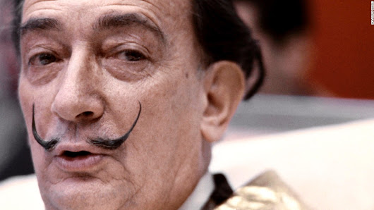Salvador Dali to be exhumed amid paternity suit