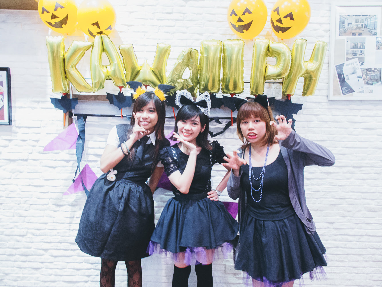 Kawaii PH Halloween Party | chainyan.co