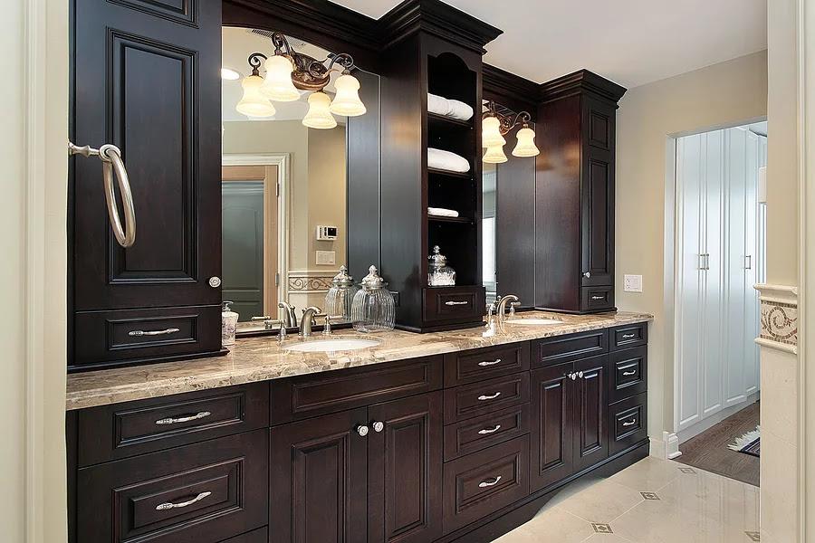 Benefits of Picking Custom Bathroom Cabinets and Vanities