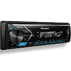 Pioneer MVH-S300BT Single-DIN In-Dash Digital Media Receiver with Bluetooth