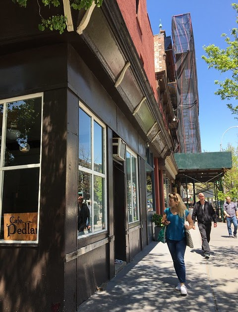 Hill Street Cafe Closing