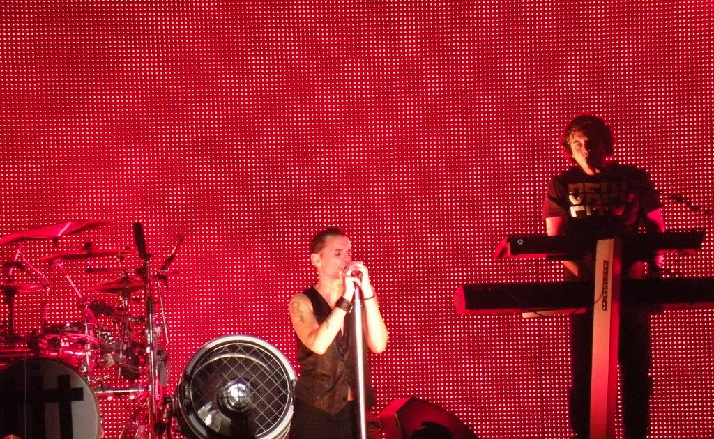 Depeche Mode Tiempo De Construir Otra Vez