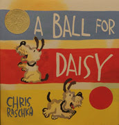 A Ball for Daisy book cover image