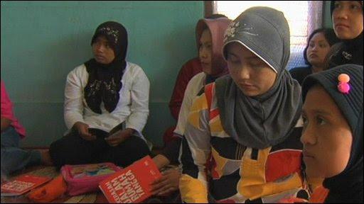 BBC NEWS  AsiaPacific  Indonesia divorce rates rise