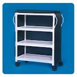 IPU 3-Shelf Deluxe Linen Cart (Replaces ELC30 & LC300)