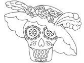 Dibujos De México Para Colorear