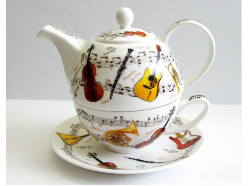 Dunoon Instrumental Tea For One